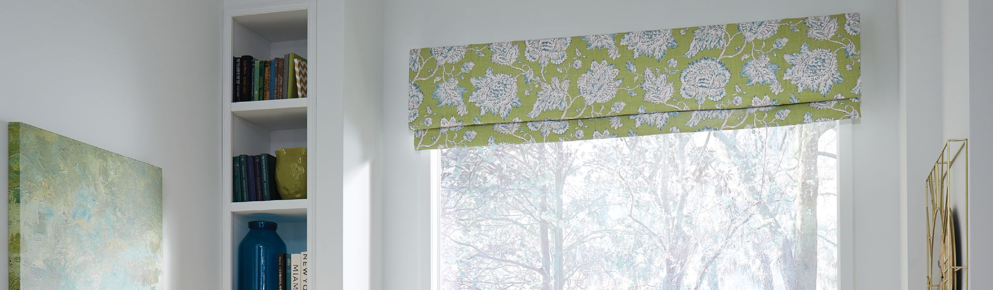 Board-Mounted Valances - Judith - Bedroom