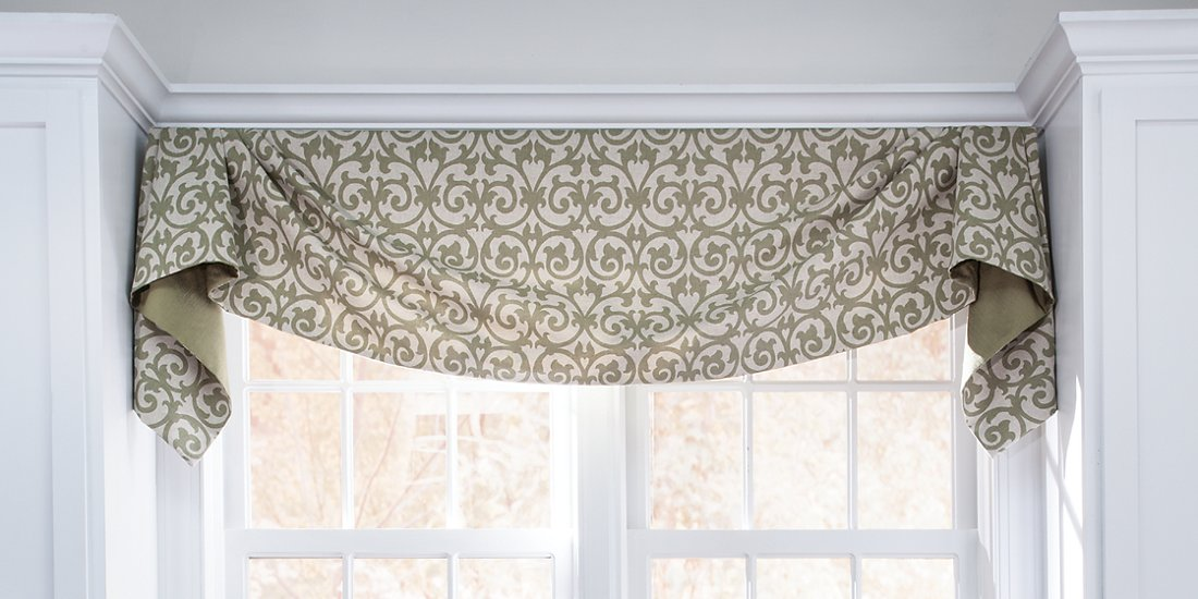 Board-Mounted Valances - Kitchen