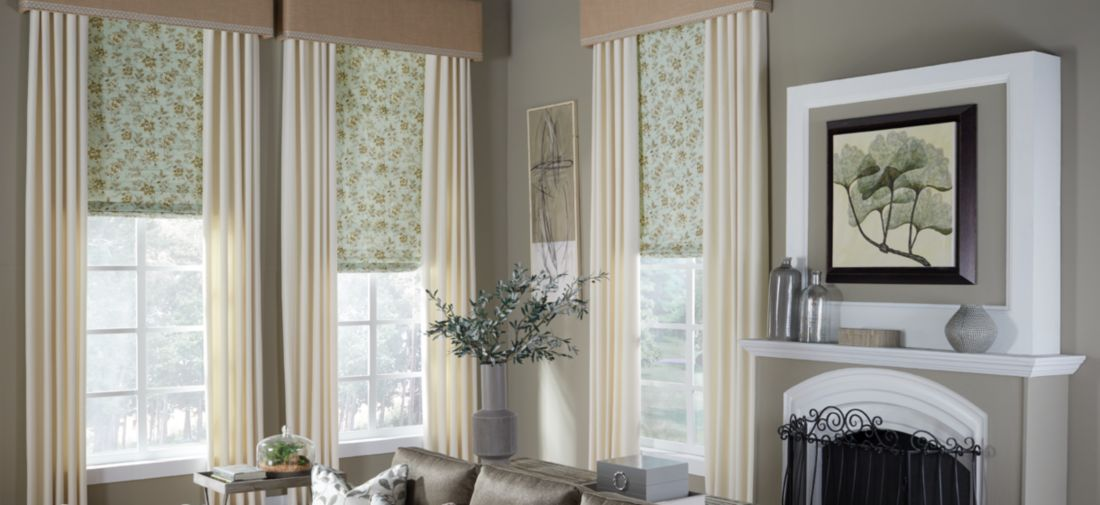 Drapery Panels - Living Room