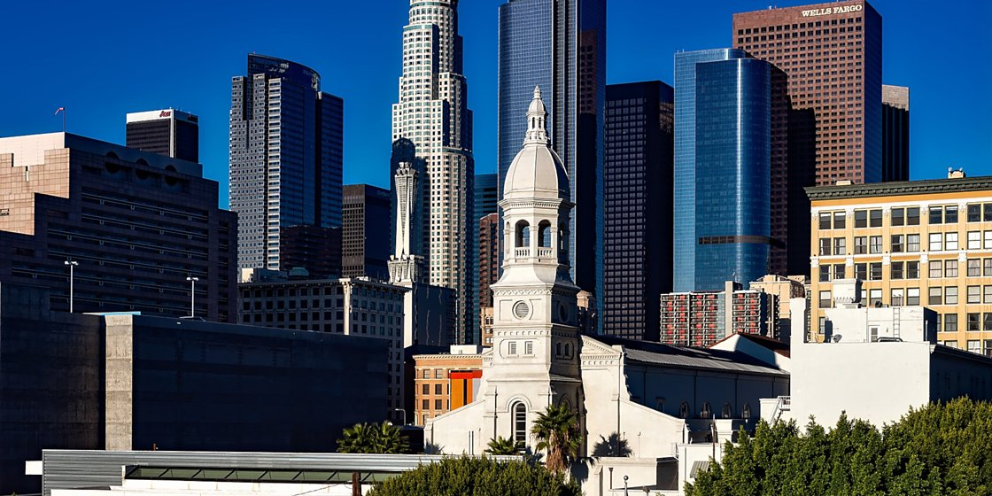 Stoneside Blinds & Shades - Downtown Los Angeles - Custom window blinds and shades for the Downtown Los Angeles, California area